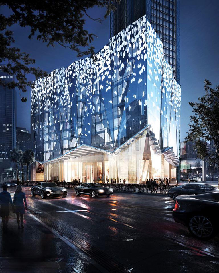 Four Seasons Hotel Kuala Lumpur - роскошный городской оазис в столице Малайзии