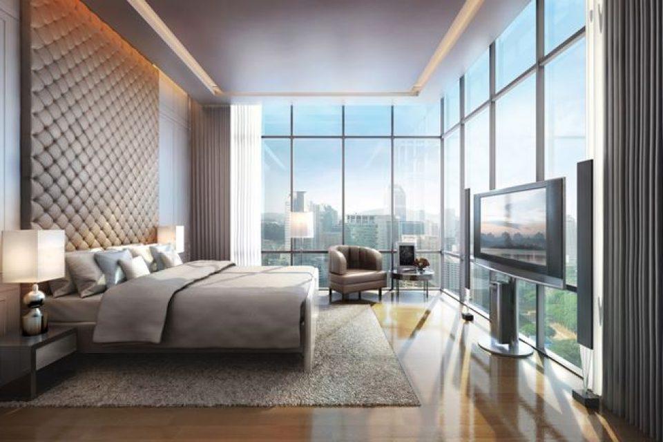 Four Seasons Hotel Kuala Lumpur — роскошный городской оазис в столице Малайзии