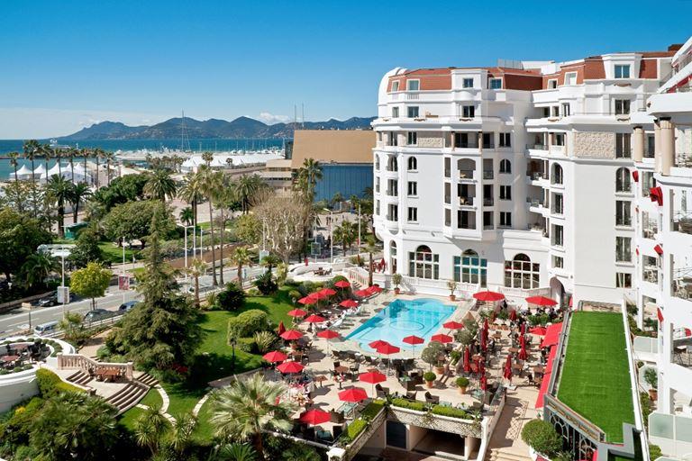 Hôtel Barrière Le Majestic Cannes обновил велнес-зону