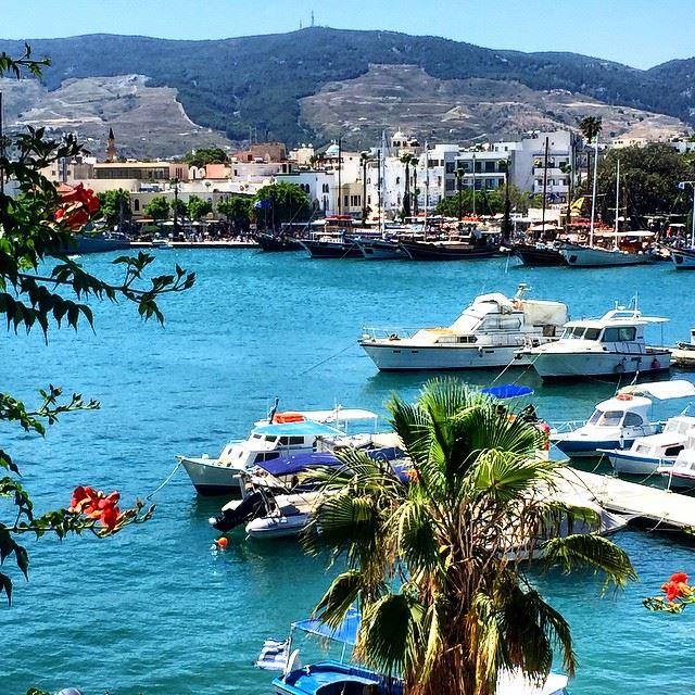 Посетить острова Греции без шенгенской визы - остров Кос