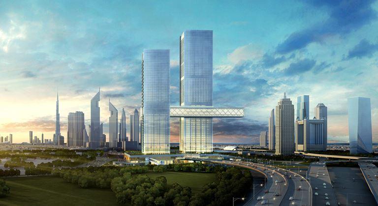 One&Only открывает городской курорт в центре Дубая