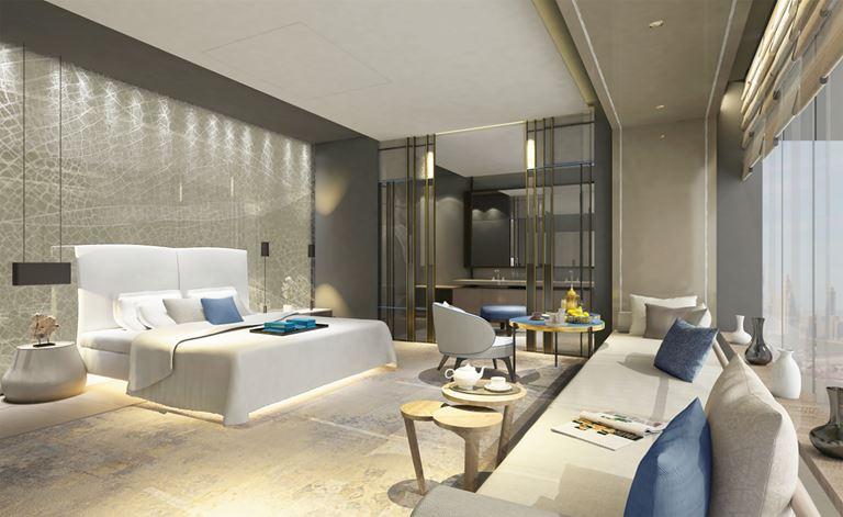 Новый курорт One Za'abeel, расположенный в центре Дубая
