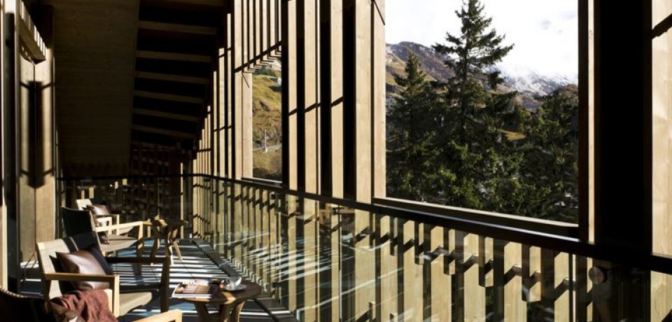 The Chedi Andermatt и Top Hill Retreats представляют оздоровительную программу