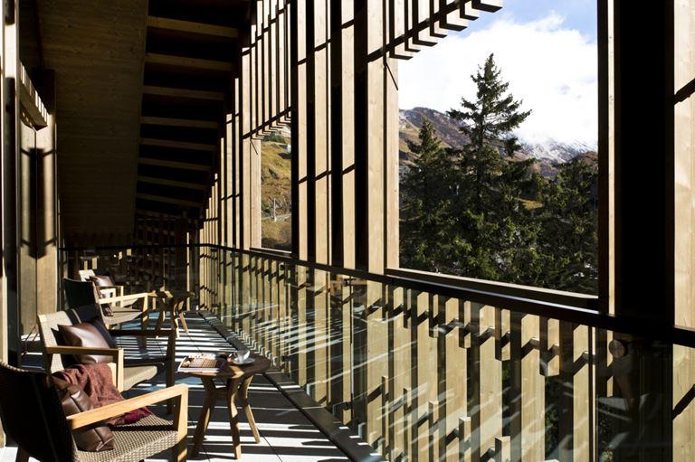 Летние предложения отеля The Chedi Andermatt - Хайкинг