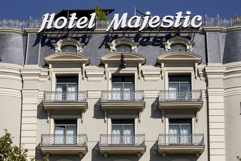 Majestic Hotel & Spa Barcelona отмечает юбилей