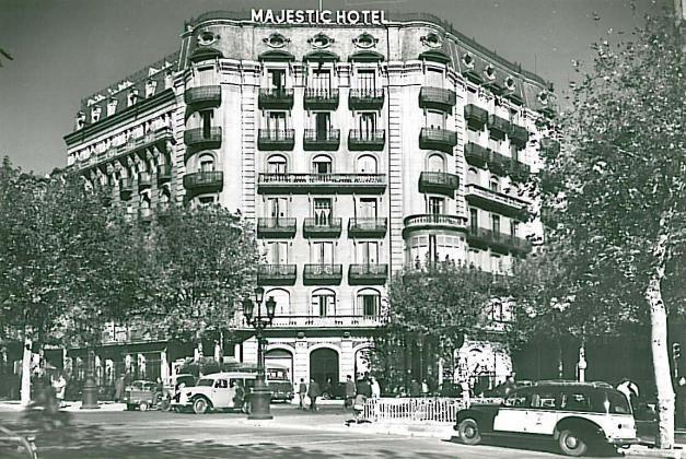 Majestic Hotel & Spa Barcelona отмечает юбилей - начало XX века