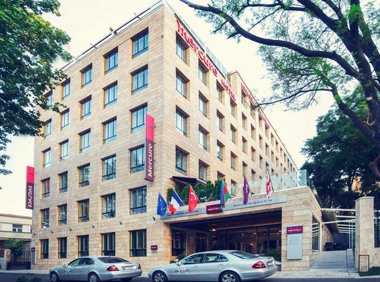 Грузинские каникулы в отеле Mercure Тбилиси Старый Город