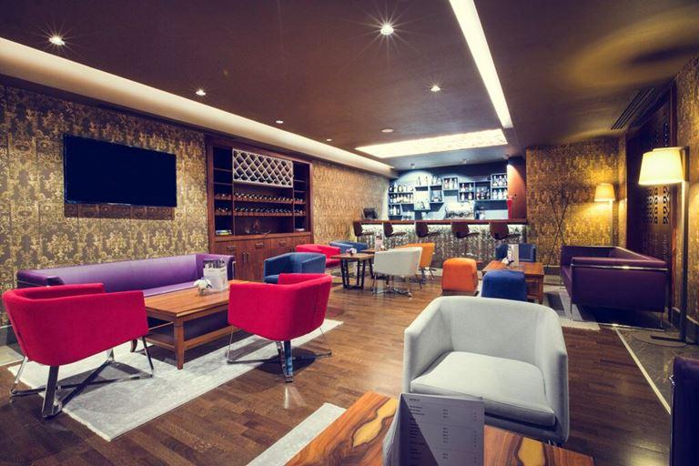 Дизайн интерьера отеля Mercure Тбилиси Старый Город