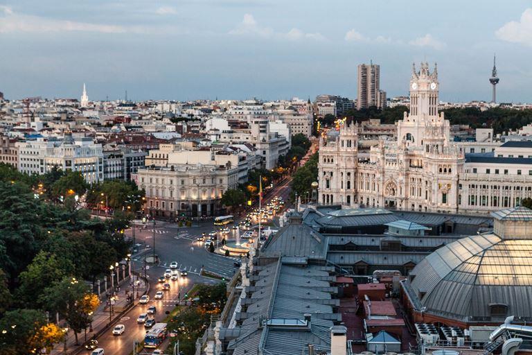 Отель Villa Magna в Мадриде – расположение в центре Мадрида