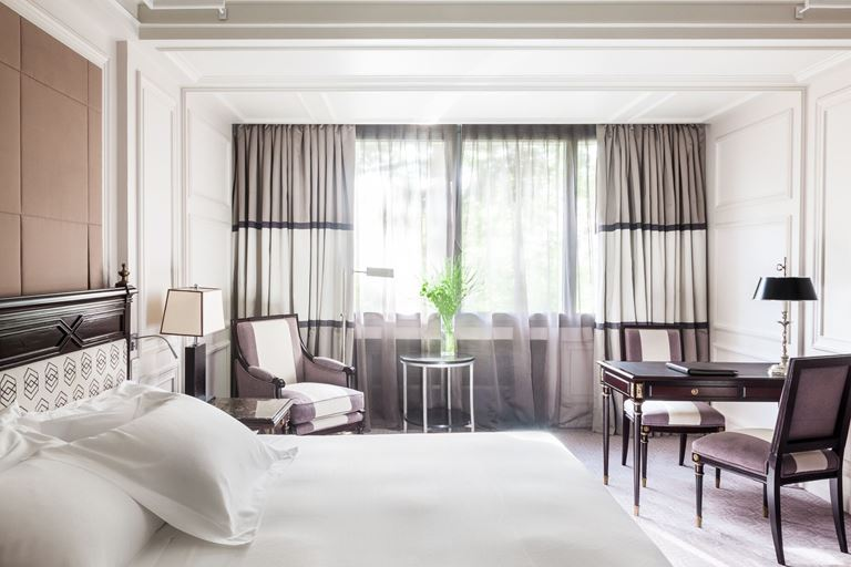 Villa Magna – отель в центре Мадрида (5 звёзд)