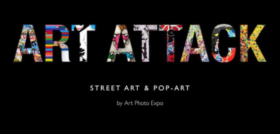 Выставка современного искусства Art Attack в отеле Le Royal Monceau-Raffles