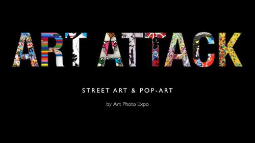 Выставка современного искусства Art Attack в отеле Le Royal Monceau-Raffles - Париж, 2018