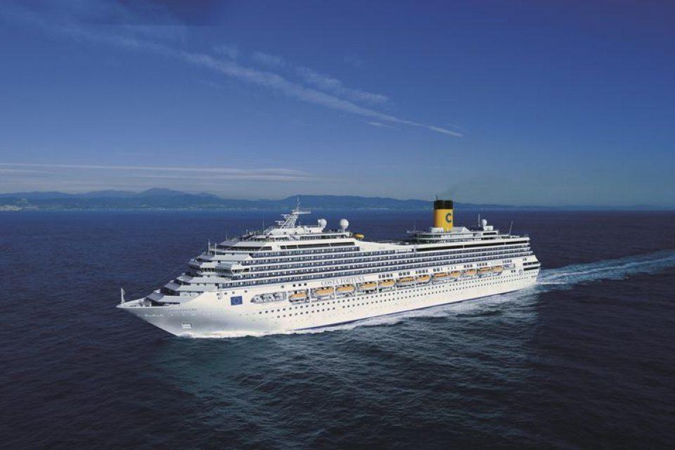 Costa Cruises и Calzedonia дарят круизы по Средиземному морю