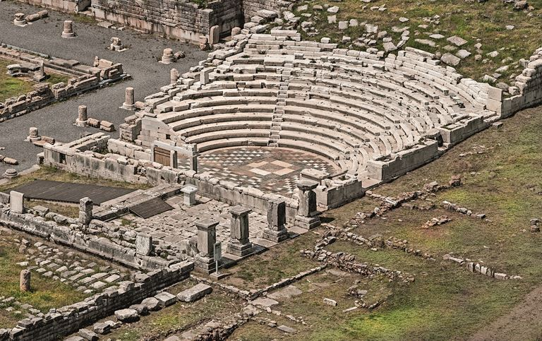 Курорт Costa Navarino, Греция – отдых летом 2018 - Посещение Древней Мессинии