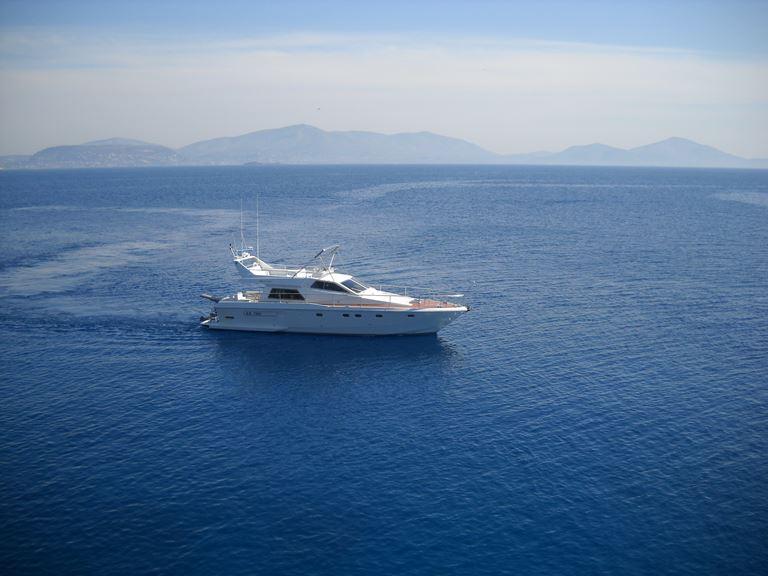 Курорт Costa Navarino, Греция – отдых летом 2018 - мессинийское побережье, прогулка на яхте