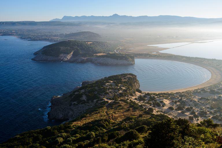 Греческий курорт Costa Navarino – отдых летом 2018 - пляж Omega