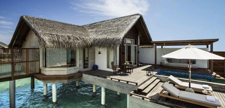 Fairmont Maldives Sirru Fen Fushi – новый роскошный курорт на Мальдивах