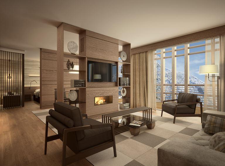Новые велнес-резиденции Lefay Wellness Residences от Lefay Resorts в Доломитовых Альпах