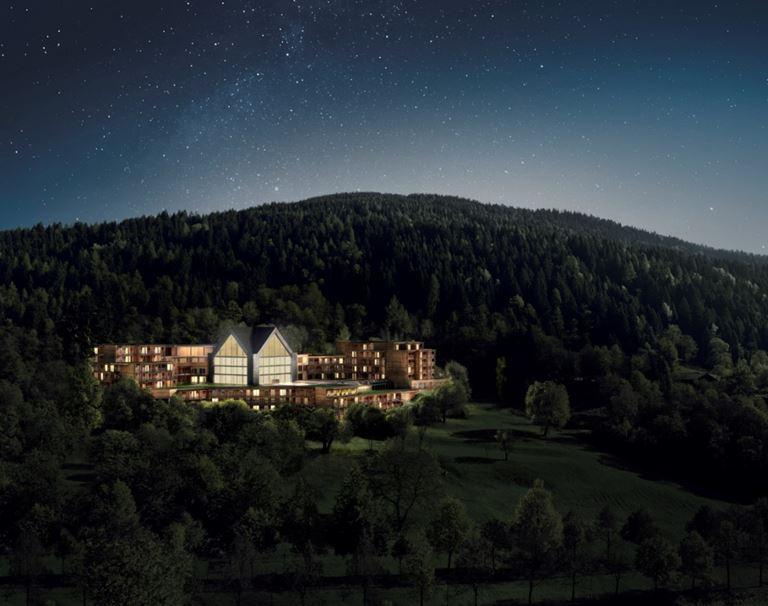 Новые велнес-резиденции от Lefay Resorts в Доломитовых Альпах