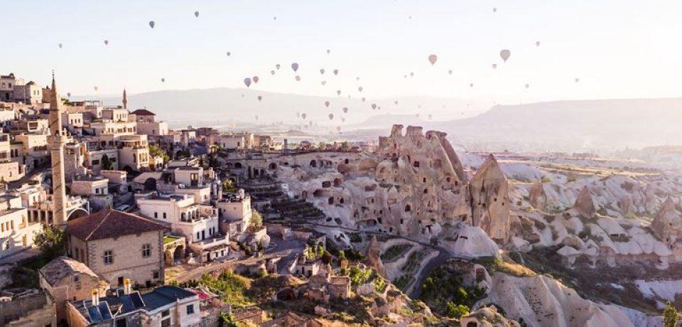 Argos in Cappadocia – турецкий отель, сочетающий старину и высококлассный сервис