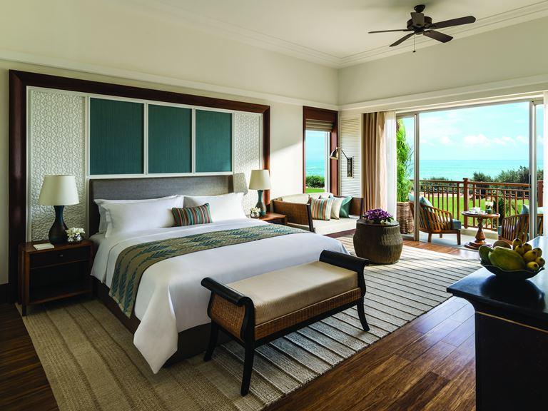 Курортный отель Shangri-La's Hambantota Golf Resort & Spa - двухместный номер люкс