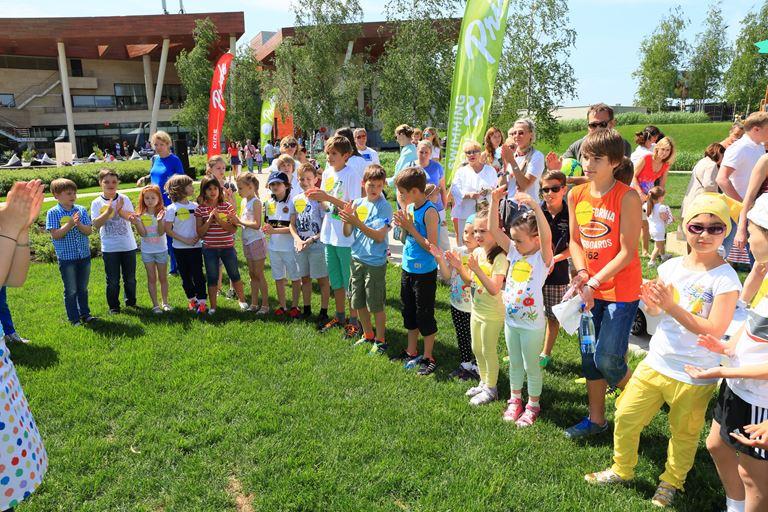 Детский летний Pride Summer Camp 2018 - линейка