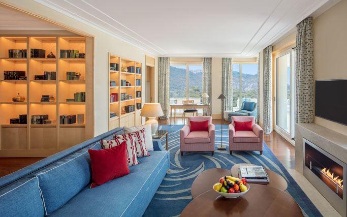 Курорт Regent Porto Montenegro в Тивате - номер отеля