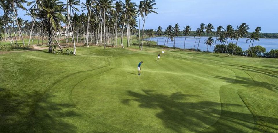 Гольф — новая ланкийская любовь в Shangri-La's Hambantota Golf Resort & Spa
