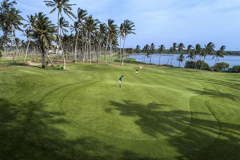 Гольф-курорт Shangri-La's Hambantota Resort & Spa на Шри-Ланке