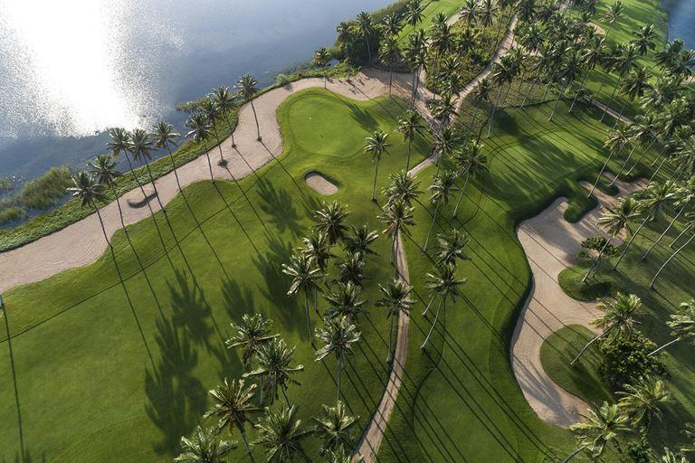 Архитектор гольф-полей Родни Райт посетил курорт Shangri-La's Hambantota Resort & Spa