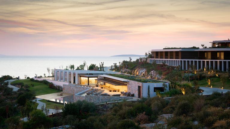 Six Senses Kaplankaya (Бодрум, Турция) - курорт на берегу моря