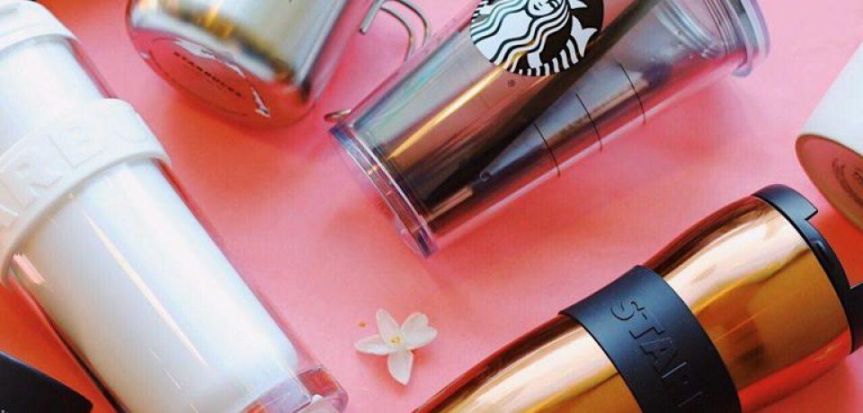 Starbucks представил новую линейку кружек, тамблеров и аксессуаров для приготовления кофе