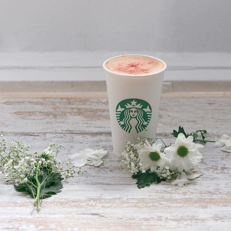 Чайное многообразие Starbucks - Ройбуш Красное Яблоко