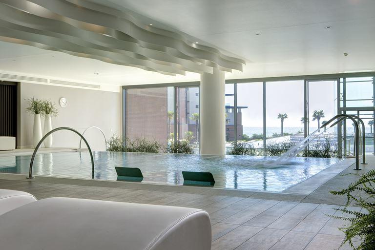 Almar Jesolo Resort&Spa (Лидо Ди Езоло) Almablu Spa - бассейн