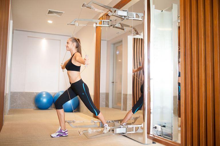 Спорт и йога на велнес-курорте Amatara Wellness Resort (Пхукет) - Спортивная программа Active Retreat