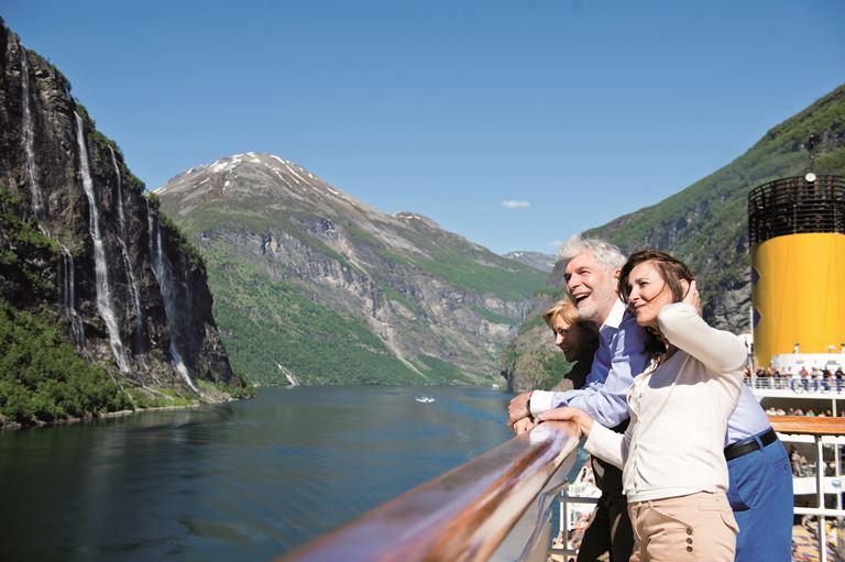 Costa Cruises возобновляет программу «Гарантия возврата денег