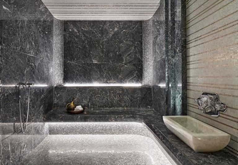Four Seasons Hotel George V Paris новый СПА-комплекс