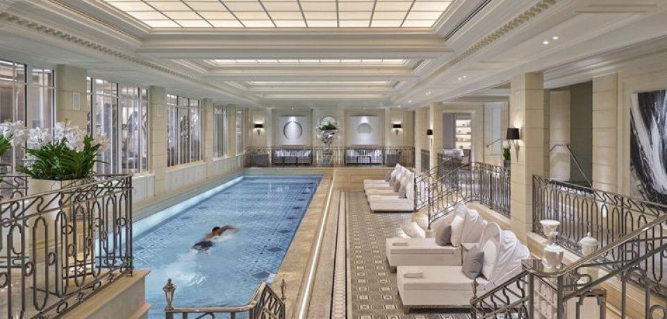Four Seasons Hotel George V Paris представляет новый СПА-комплекс