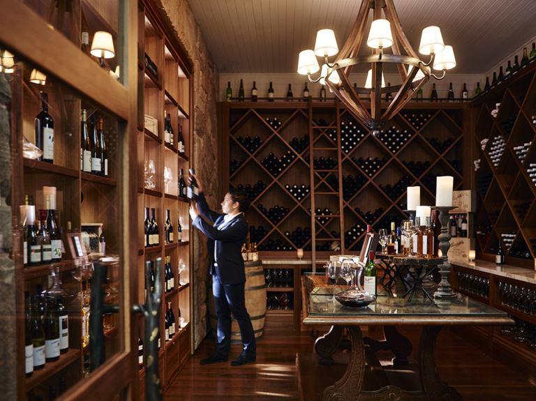 Кулинарный фестиваль на курорте Emirates One&Only Wolgan Valley - винная дегустация