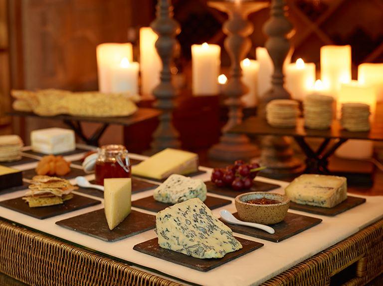 Кулинарный фестиваль на курорте Emirates One&Only Wolgan Valley -  дегустация сыров