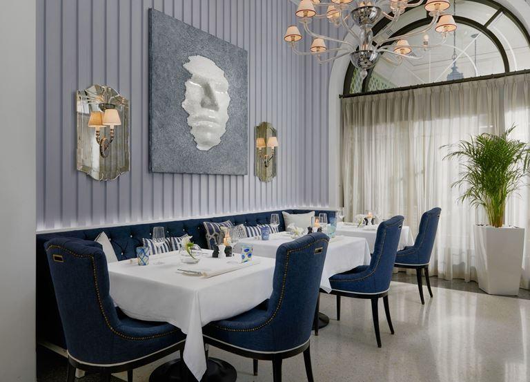 Отель Regent Porto Montenegro обновил ресторан Murano - интерьер