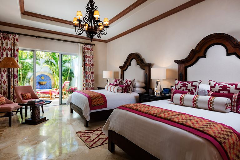 Курорт One&Only Palmilla в Лос-Кабосе, Мексика - Villa Cortez - двухместный номер