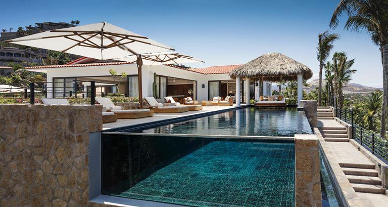 Курорт One&Only Palmilla в Лос-Кабосе, Мексика - Villa One с открытым бассейном