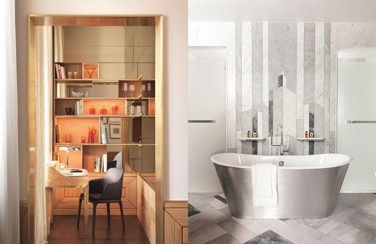 Отель Raffles Europejski Warsaw – роскошный дизайн интерьера в деталях