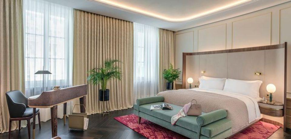 Raffles Europejski Warsaw – новый отель в столице Польши