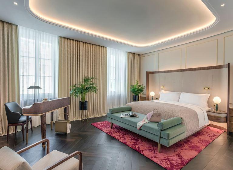 Отель Raffles Europejski Warsaw – двухместный номер
