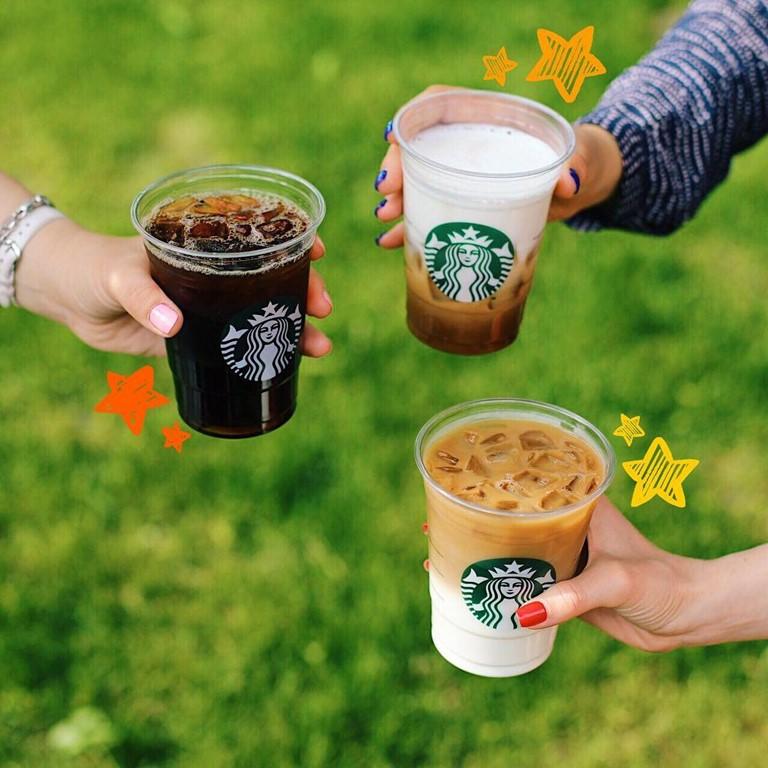 Гид по летним холодным напиткам Starbucks - Колд Брю