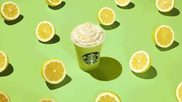 Гид по летним холодным напиткам Starbucks -  Зеленый Чай Фраппуччино