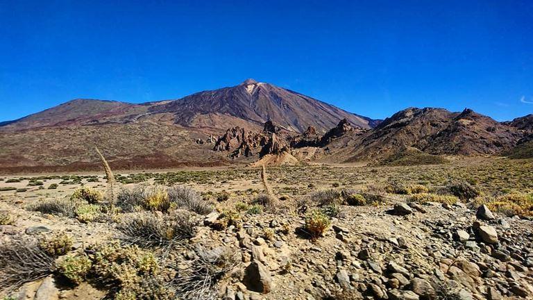 Летний отдых на Тенерифе - вулкан Тейде