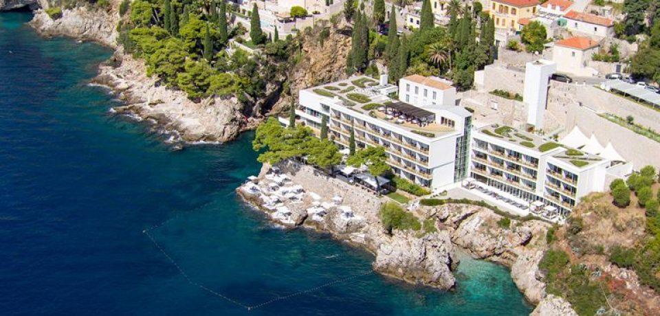 Villa Dubrovnik: пляжный отдых с видом на Старый город